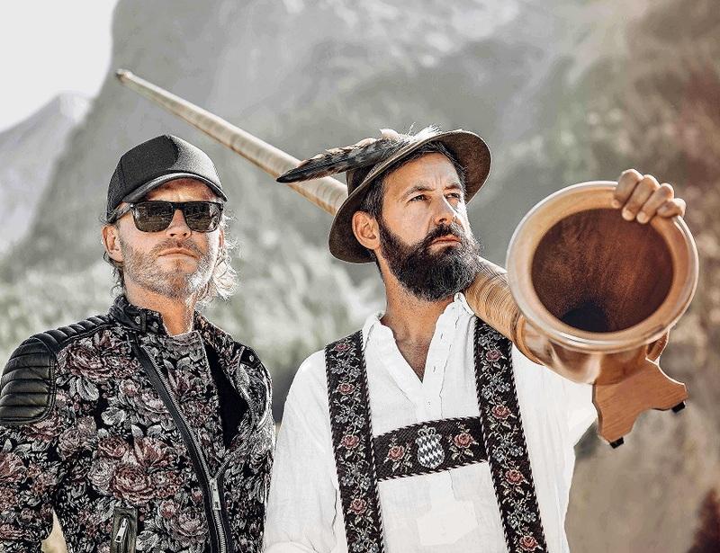 Kultur im Freien - Loisach Marci - Offizielle bayrische Kulturbotschafter