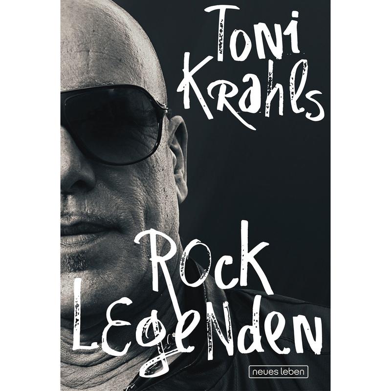 Toni Krahls Rocklegenden - musikalische Lesung