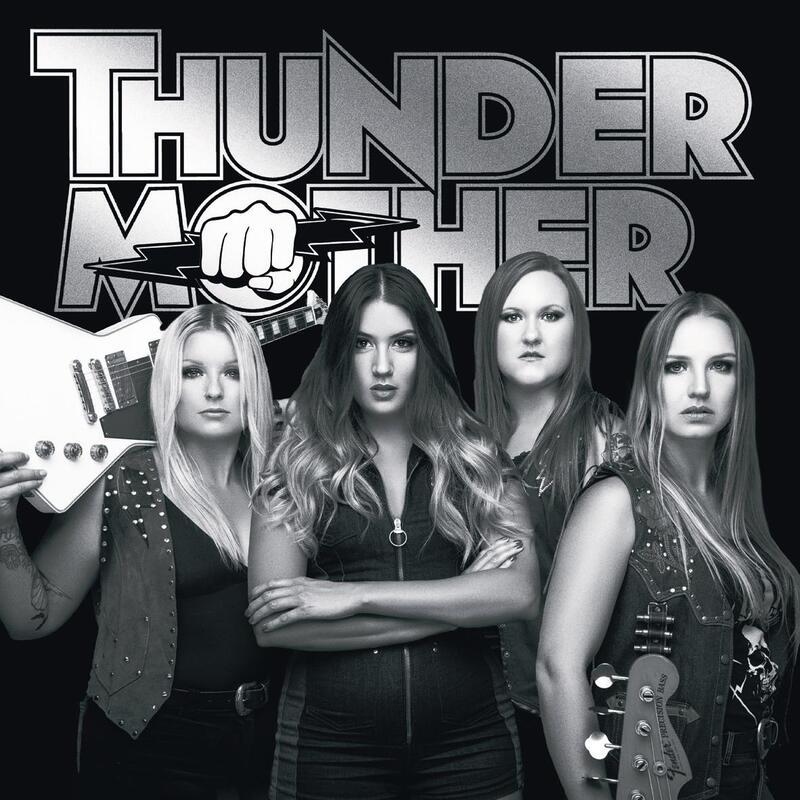 THUNDERMOTHER - Heat Wave Tour 2021