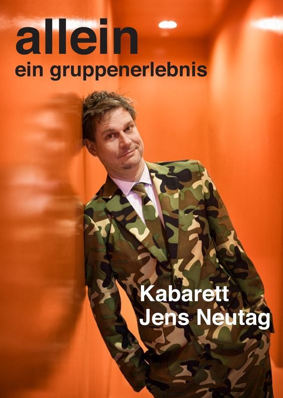"""Jens Neutag - """"allein - ein gruppenerlebnis"""""""