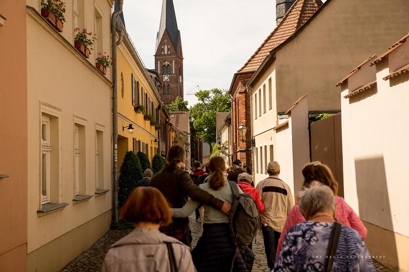 Literarischer Fontane-Stadtspaziergang