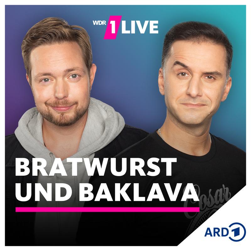 1Live Bratwurst & Baklava mit Bastian Bielendorfer & Özcan Cosar