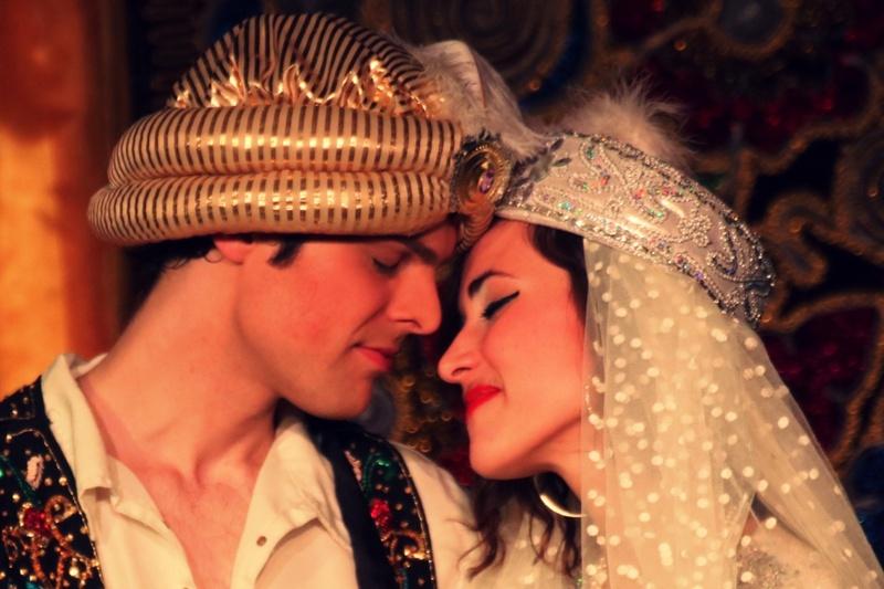 Aladdin & die Wunderlampe - Märchentheater für die ganze Familie