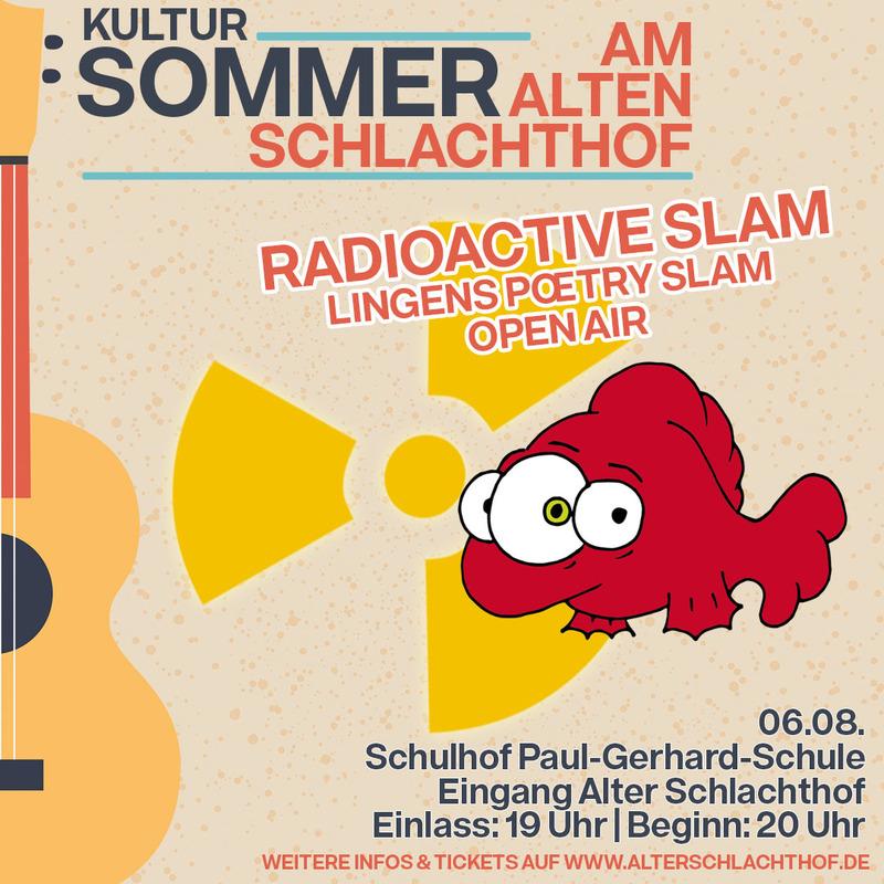 Radioactive Slam Open Air Edition