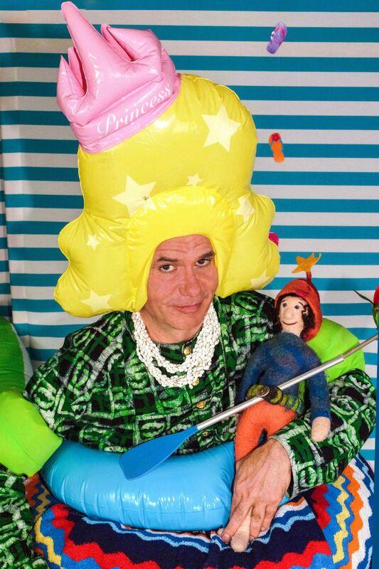 Die Prinzessin auf der Erbse - Theater Tom Teuer