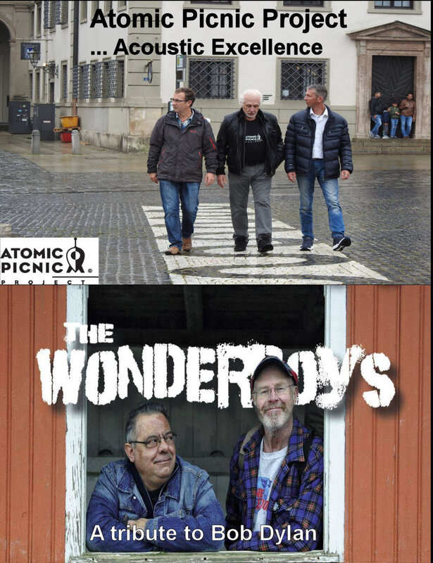 Doppelkonzert: Atomic Picnic Project und The Wonderboys