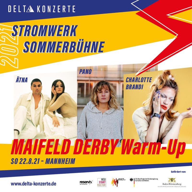 Maifeld Derby Warm-Up