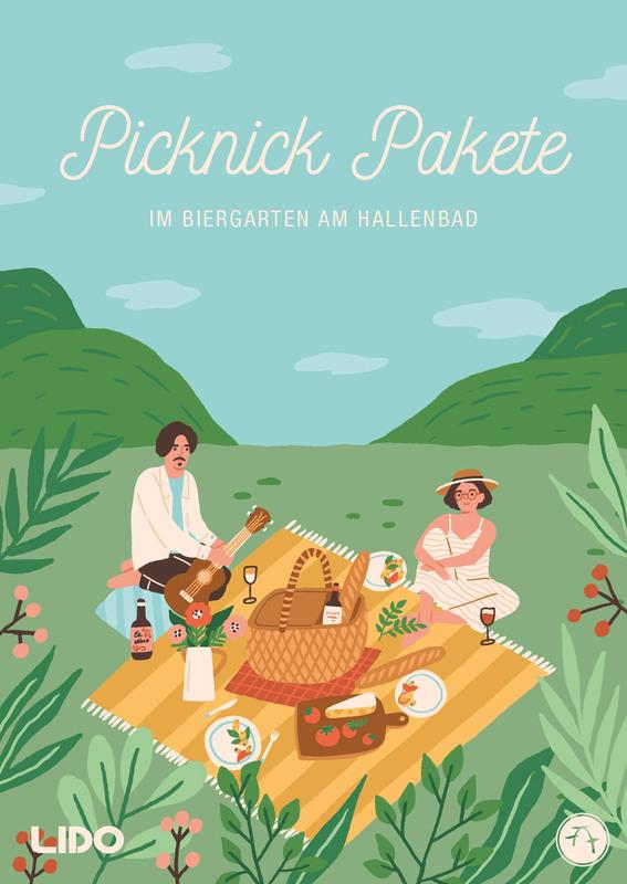 Klappstulle - Picknick-Paket 2 - Aalto – Architektur der Emotionen