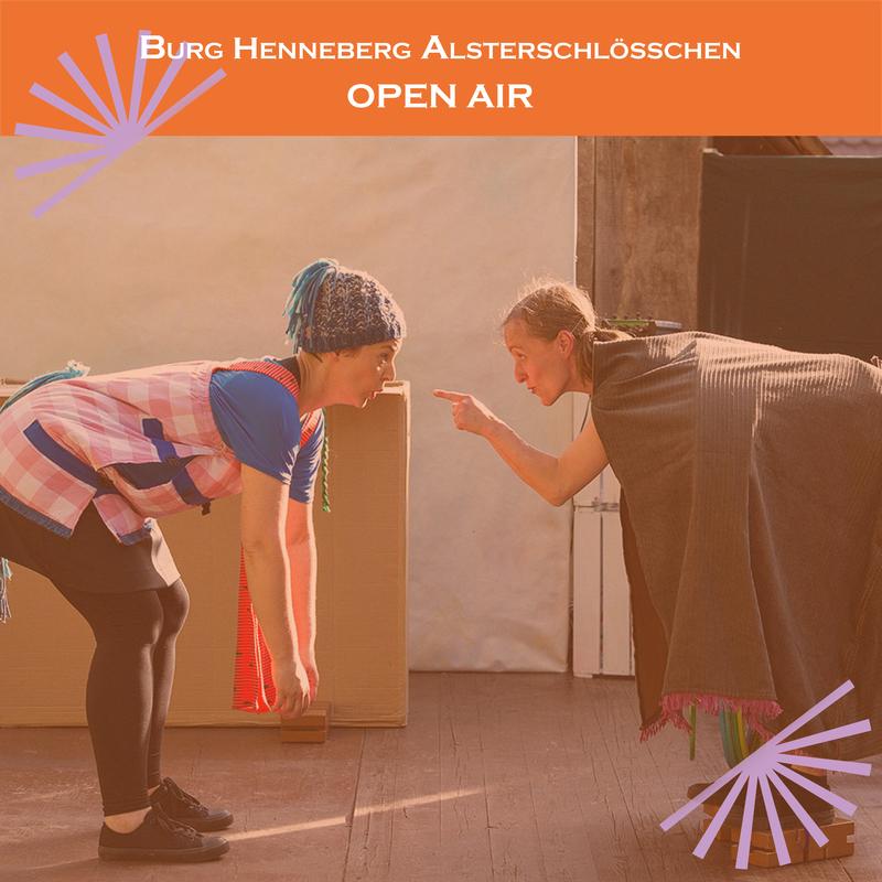 "Theater BühneBumm präsentiert: ""Frederick"""