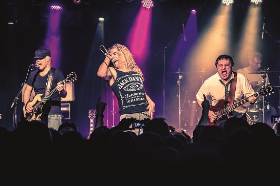 AB/CD - a Tribute to AC/DC
