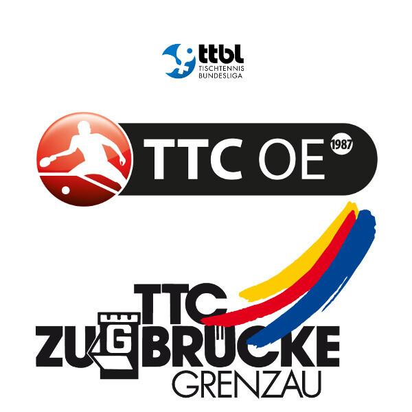 TTC OE Bad Homburg vs. TTC Zugbrücke Grenzau
