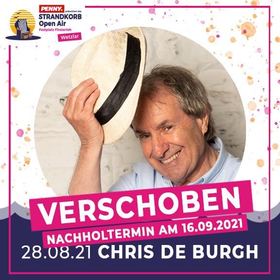 Chris de Burgh - Live 2021