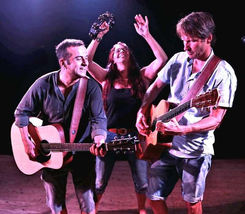 Picknick & Musik - ACA-coustic Trio