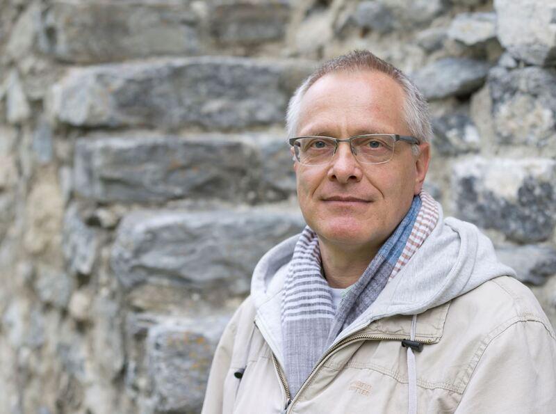 """Michael Roes: """"Melancholie des Reisens"""" - Open-Air-Lesung"""