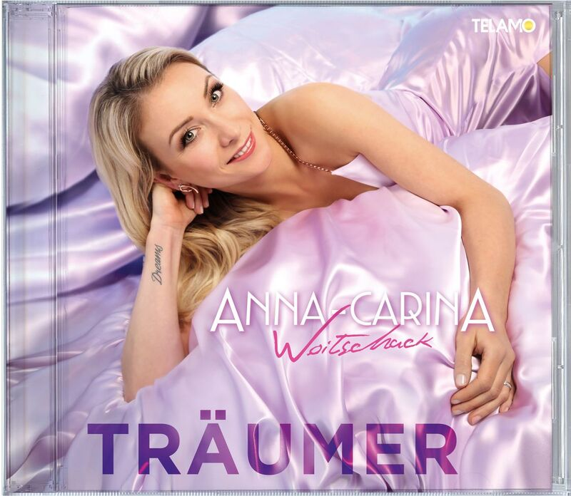 """Anna-Carina Woitschack - Release Party zum neuen Album """"Träumer"""""""