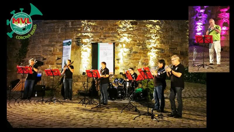 Night of Brass des MV Liebersbronn