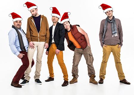 füenf - Bock drauf! …in a Winterwonderland! - Weihnachtsspezial (1)