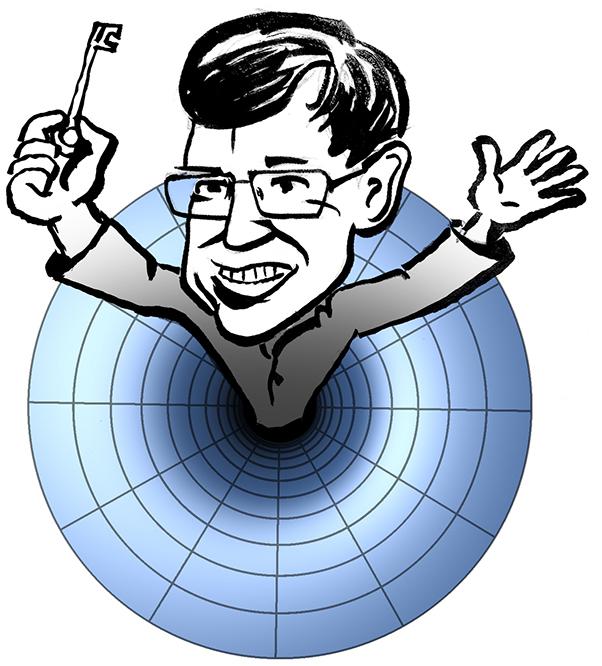 © R. Vaas, G. Schulz: Einfach Hawking, Kosmos Verlag