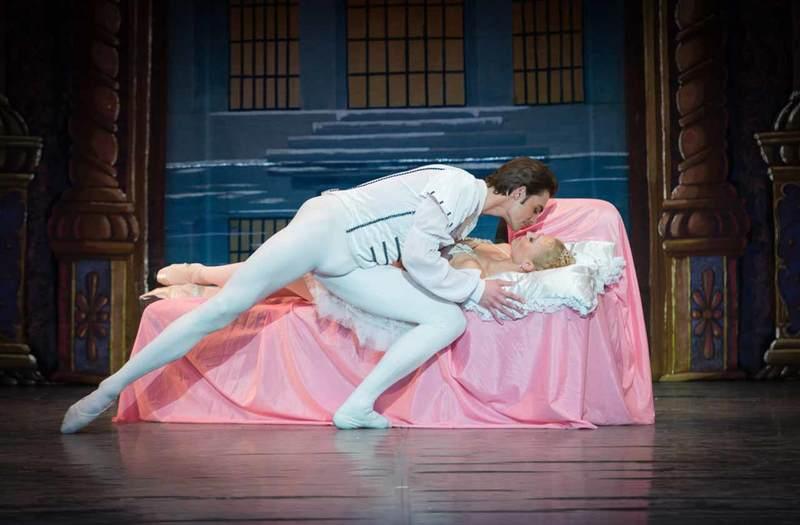 Dornröschen - Russisches Ballettfestival Moskau