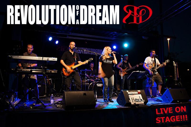 Musik Mittwoch mit Revolution of a Dream (1)