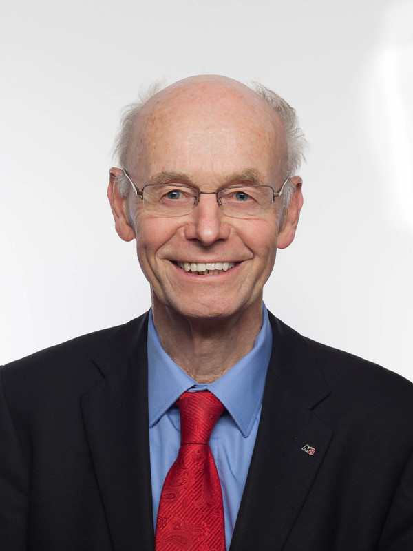 Prof. Dr. med. Detlev Ganten