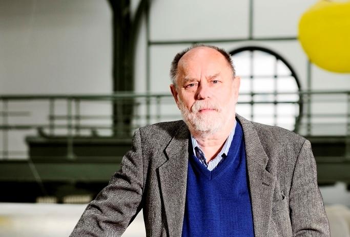 Prof. Dr. Dieter Hoffmann © Stiftung Werner-von-Siemens-Ring