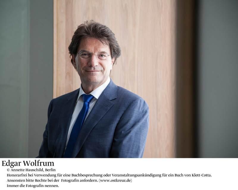 Prof. Dr. Edgar Wolfrum © Annette Hauschild