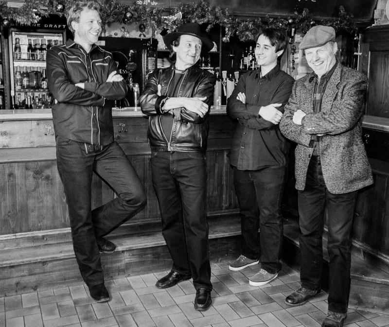 Musik Mittwoch mit der Hot Button Blues Band (2)