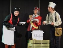 Bild: Der gestiefelte Kater - Kindertheater - Open Air