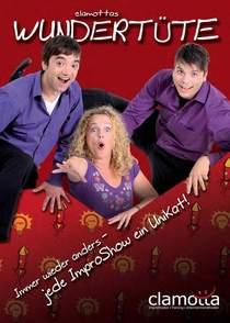 Bild: Clamotta - Impro Comedy Show