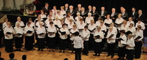 Bild: Weihnachtliches Chorkonzert - der Chorgemeinschaft Coswig/Weinböhla e.V.