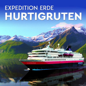 Bild: Expedition Erde: HURTIGRUTEN