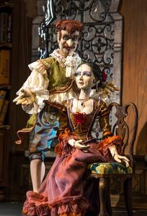 Bild: Der Barbier von Sevilla - Lindauer Marionettenoper