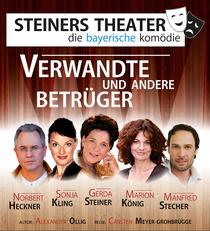 Bild: Steiners Theater - die bayerische Komödie - spielt