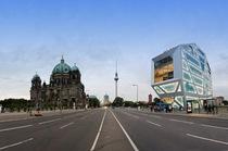 Bild: Humboldt Box Berlin - Das neue Schloss, Multimedia Show, Panoramaterrassen - Tagesticket mit bevorzugtem Einlass
