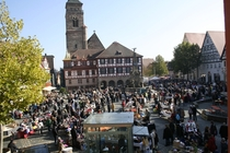 Bild: Schwabach trempelt - Der Trempelmarkt in Schwabach