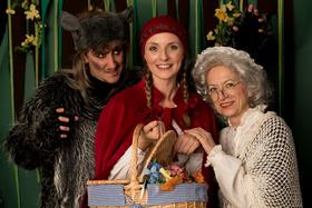 Bild: Rotkäppchen - Märchentheater ab 4 Jahren