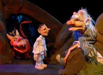 Bild: Der Teufel mit den drei goldenen Haaren - Theater der Nacht