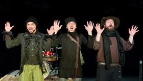 Bild: Die drei Räuber - Ein wild musikalisches Theatererlebnis frei nach dem Kinderbuchklassiker von Tomi Ungerer