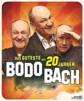Bild: Bodo Bach - Das Guteste aus 20 Jahren - vom 06.05.20 verlegt - findet in der Stadthalle Hofheim statt!