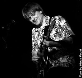Bild: Manfred Häder & Bänd mit Jessica Born - Blues trifft Stimme