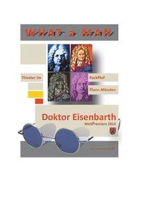 Bild: WHAT a MAN - Doktor Eisenbarth