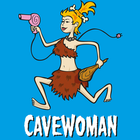 Bild: Cavewoman - mit Ramona Krönke