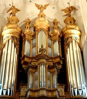 Bild: Hamburger Orgelsommer - J.S. Bach zu Besuch in Hamburg - 1720/2020
