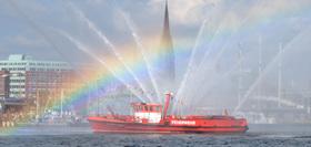 Bild: Harbour Pride Cruise - 2-stündige Auslaufbegleitfahrt zum Hafengeburtstag