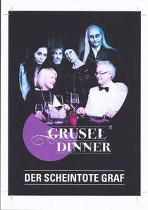 Bild: Grusel-Dinner - Der scheintote Graf