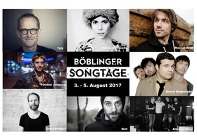 4. Böblinger Songtage am See Festival Ticket