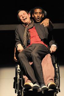 Bild: Ziemlich beste Freunde - Theaterhaus Stuttgart