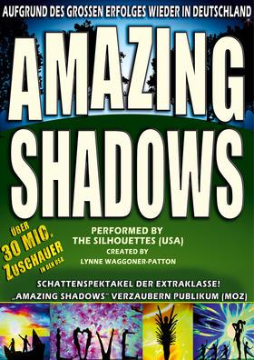 Bild: AMAZING SHADOWS performed by CATAPULT ENTERTAINMENT (USA) - Außergewöhnlich! Atemberaubend! Spektakulär!