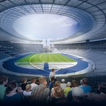 Bild: Highlight Tour - Olympiastadion Berlin